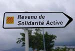 direction rsa revevenu de solidarite active p Économie politique et finances en France, Europe et monde