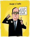 hausse impots1 Économie politique et finances en France, Europe et monde