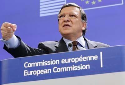 José Manuel Barroso - Reuters