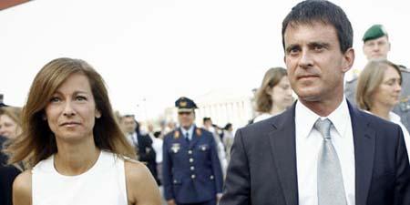 Anne Gravoin la femme de Manuel Valls