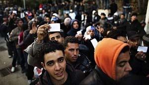 immigration clandestine en hausse de 30 pourcent