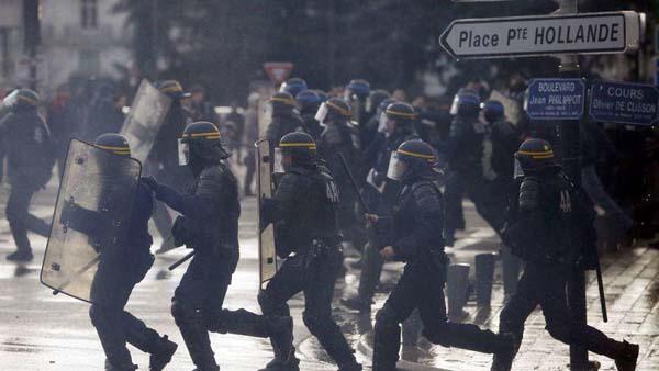 le gouvernement Hollande traître et bonimenteur montre son vrai visage
