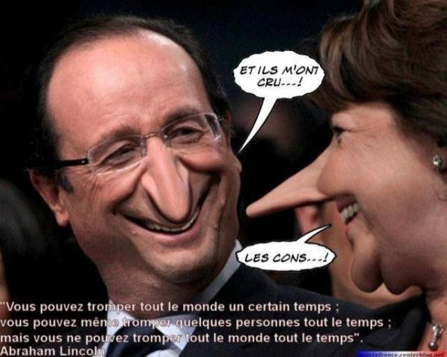 hollande mensonge mon ennemie est la finance